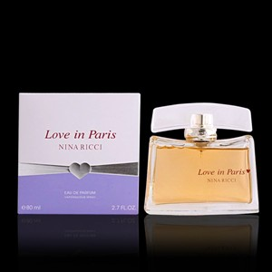 Imagen de LOVE IN PARIS eau de perfume vaporizador 80 ml