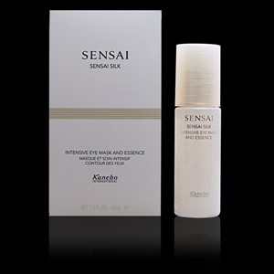 Imagen de SENSAI SILK intensive eye mask & essence 40 ml