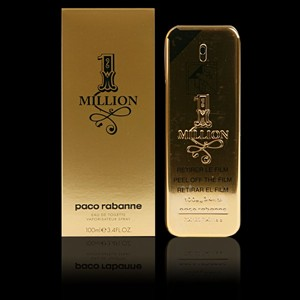 Imagen de 1 MILLION eau de toilette vaporizador 100 ml