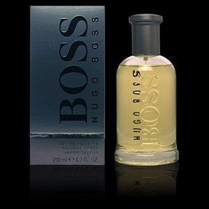 Imagen de BOSS BOTTLED eau de toilette vaporizador 200 ml