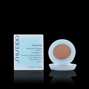 Imagen de PURENESS matifying compact #50-deep ivory  11 gr