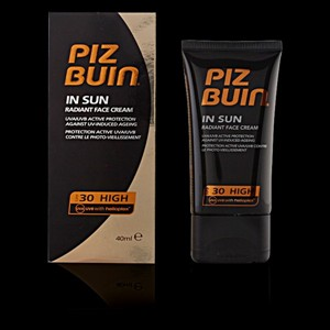 Imagen de PIZ BUIN IN SUN radiant face cream SPF30 40 ml