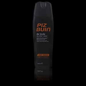 Imagen de PIZ BUIN IN SUN spray SFP30 200 ml