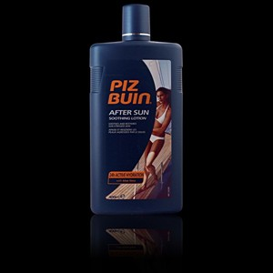 PIZ BUIN AFTER-SUN soothing lotion 400 ml