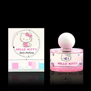 Imagen de HELLO KITTY BEBÉ sin alcohol 60 ml