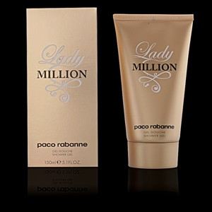 Imagen de LADY MILLION gel de ducha 150 ml
