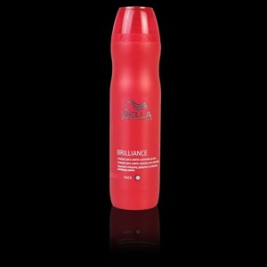 BRILLIANCE shampoo coarse hair 250 ml