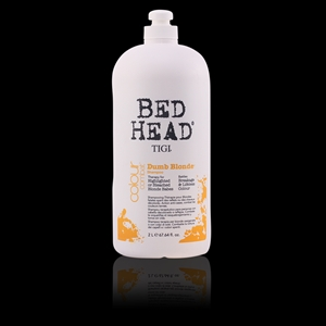 Imagen de BED HEAD COLOR GODDESS dumb blonde shampoo 2000 ml